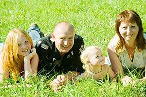 Familie Nachzügler