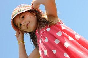 Kindheit Sonnenschutz Hautkrebs