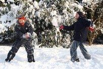 Verletzung Schneeball Haftung