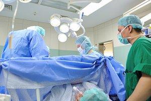 Kaiserschnitt Operation