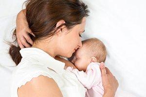 Stillen Mutter Baby Still-Umfrage