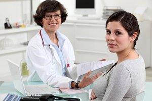 Frau Frauenarzt