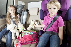 ADAC Kindersitze Test 2014