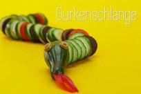 Augenschmaus Gurkenschlange