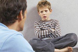 Vater Erziehung Konsequenzen