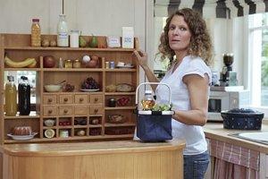 Annettes Küche Lebensmittel erstes Jahr