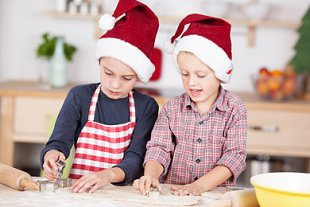 Nikolausabend feiern Kinder