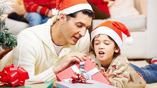 Wünsche Väter Weihnachten Slider