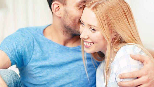Kinderwunsch Paar glücklich slider