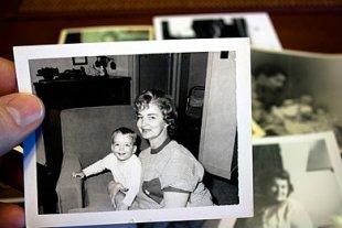 Altes Familienfoto Teaser
