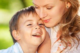 Kind Liebeserklärung Mutter
