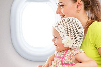 Baby Flugzeug