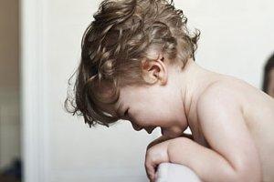 Kind rastet ständig aus