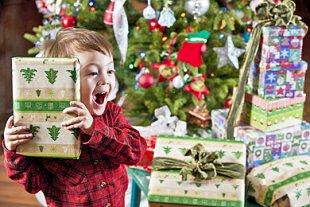 Geschenke Wahnsinn Familien