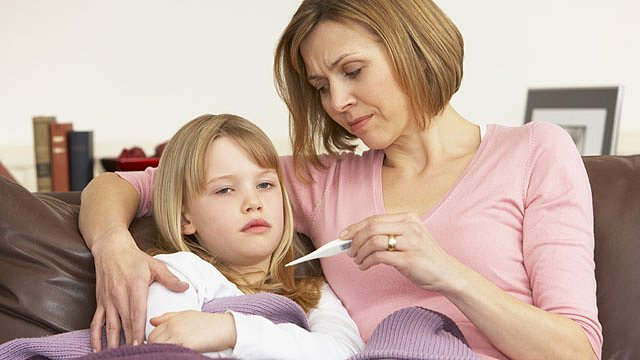 Kinder Krankheiten Ansteckung Eltern Slider