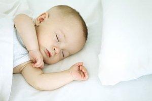 Baby schlafen süß