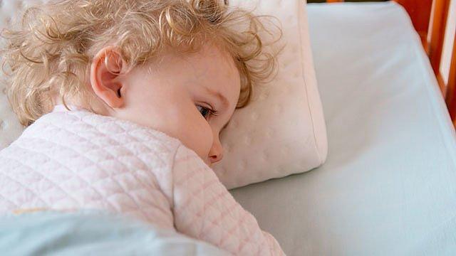 Krankes Kind Eltern Rechte Slider