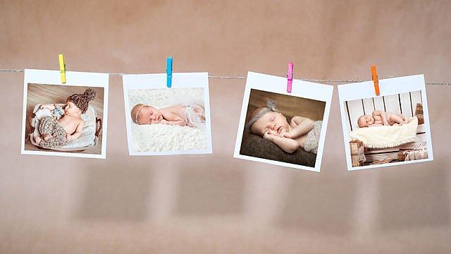 Babyfotos Slider