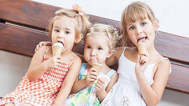 Mädchen Eis Sommer Life Hacks Slider