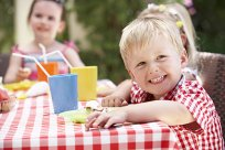 Kinder Ideen Familiensommer