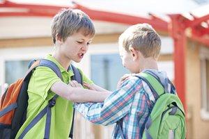 Kinder Gewalt Schule