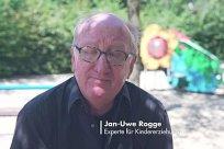 Rogge Kind schlägt