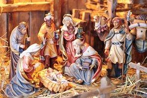 Weihnachtquiz Krippe