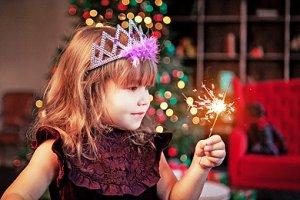 Silvester mit Kindern