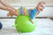 Baby Spiele Pezziball