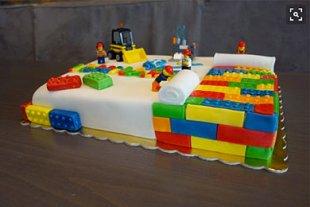 Lego-Kuchen