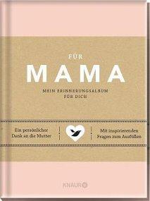 Für Mama Erinnerungsbuch