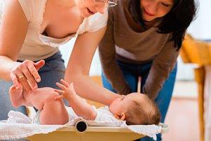 Babyfreundliche Krankehäuser