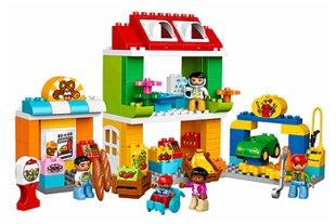 Lego-Stadtviertel