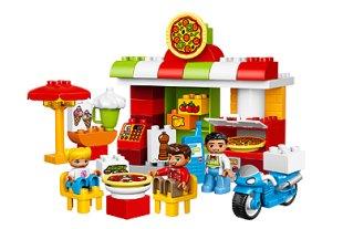 Lego-Pizzeria