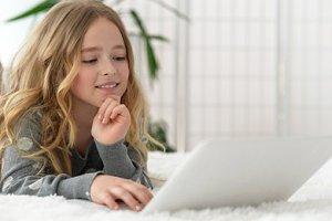 Kinder Internet süchtig