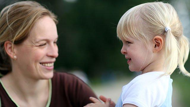 Eltern Stolz Anerkennung Slider