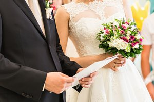 Hochzeit Familienname Kind