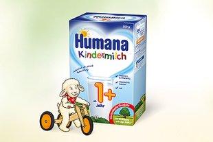 Packshot Humana Kindermilch 1+