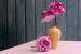 Rosen aus Filtertüten
