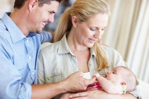 Eltern Baby Persoenlichkeit