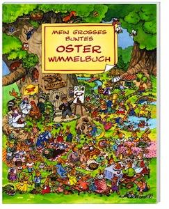 Osterwimmelbuch