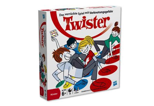 Twister - Bewegungsspiel