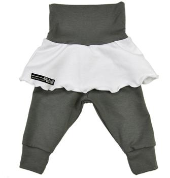 Minirock mit Hose