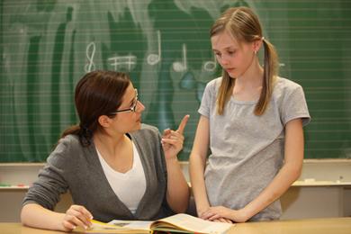Der Lehrer mag mein Kind nicht - urbia.de