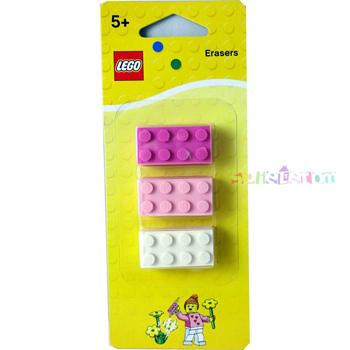 Radiergummi Legostein