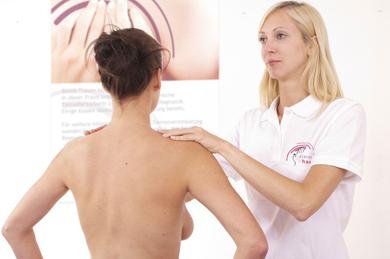 Brustuntersuchung - Frauenmedizinisches Zentrum
