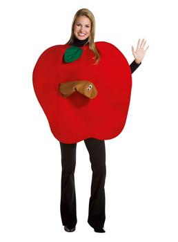 Apfel-Kostüm