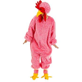 Verrücktes Huhn-Kostüm