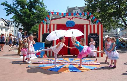 Verleihkiste Zirkus