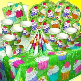 Cupcake Partyset